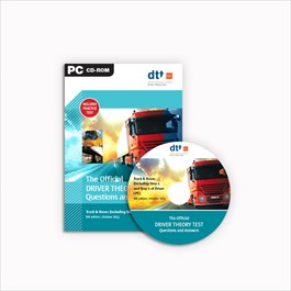 PROD020 The Official Driver Theory Test Questions and Answers, Truck & Buses (Including Step 1 and Step 2 of Driver CPC) 6th Edition Interactive CD-ROM – October 2013