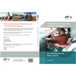 PROD044 **New June 2019 Edition ** English Language - Official Driver Theory Test Questions and Answers Car, Motorcycles and Works Vehicles - June 2019 Edition